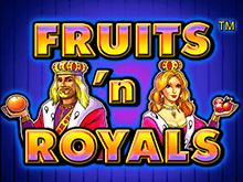 Играть в Fruits And Royals