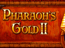 Онлайн аппараты Pharaohs Gold 2